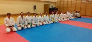 trening aikido w Lublinie